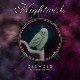 Nightwish Decades Live In Buenos Aires 2 Cd Nuevo Original