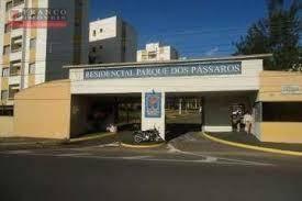 Apartamento Com 2 Dormitórios Para Alugar, 59 M² Por R$ 1.000/mês - Residencial Parque Dos Pássaros - Valinhos/sp - Ap0315