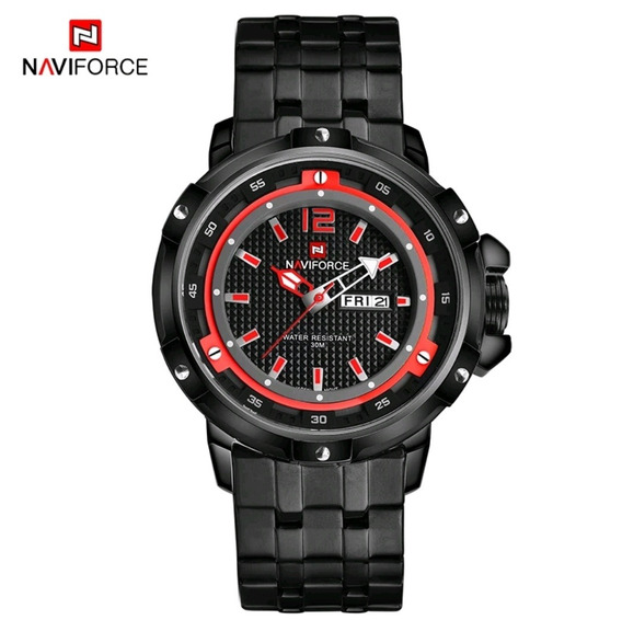 Relógio Masculino Naviforce Esportivo 2018 Preço Barato
