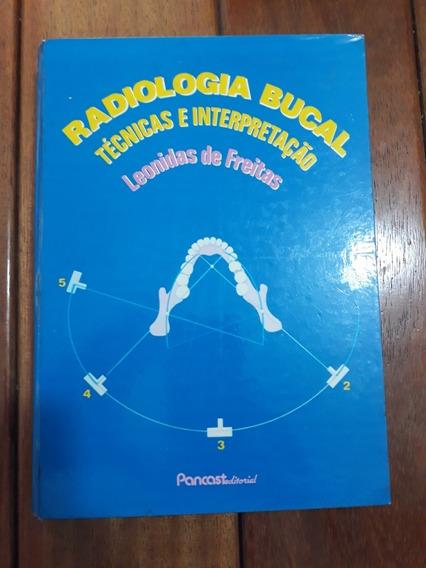 Livro Radiologia Bucal - Técnicas E Interpretação