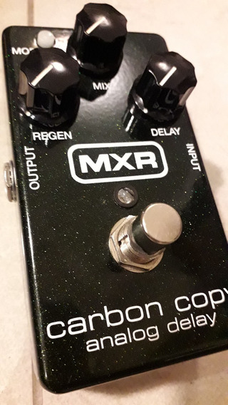 Pedal Mxr Carbon Copy - Analog Delay