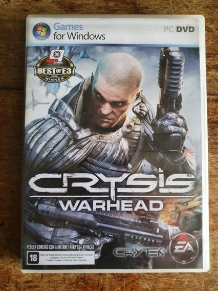 Jogo Crysis Warhead (pc Game) Usado