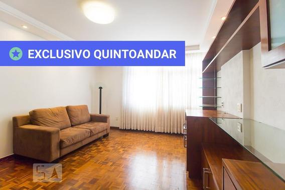 Apartamento No 3º Andar Mobiliado Com 3 Dormitórios E 1 Garagem - Id: 892975168 - 275168