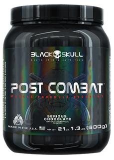 Post Combat (600g) - Black Skull