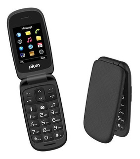 Telefono Celular Tapita Plum Liberado Camara Bluetooth Nuevo