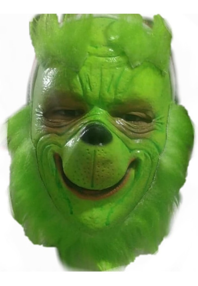 Máscara De Grinch