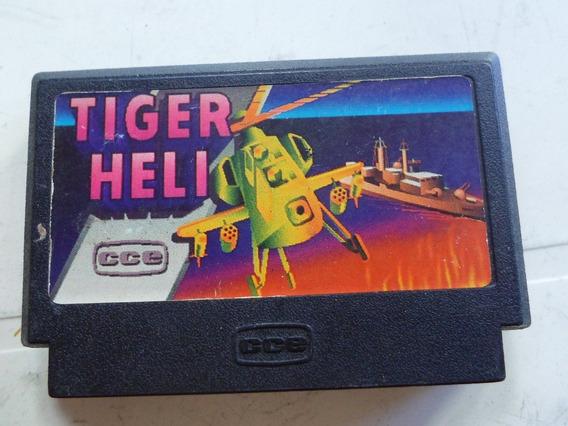 Tiger Heli 60 Pinos Para Turbo Game, Polystation & Dynavison