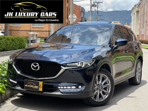 Mazda Cx-5 Grand Touring Lx 2.500cc A/t 6ab Fe Sun Roof 2020