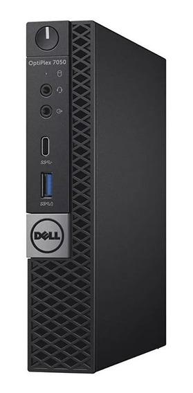 Dell Optiplex 7060m I5 8gb/ Ssd M.2 256gb+hd500 Teclado/mouse/ Garantia 2022