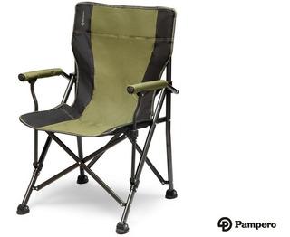 Silla Sillón Plegable Premium Calidad Playa Camping Pampero