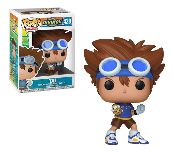 Tai - Digimon - Pop! Animation Funko #428
