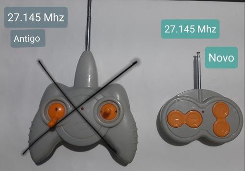 Imagem 1 de 4 de Mini Cooper Biemme Ou Kombi Band- Só O Controle 27.145mhz