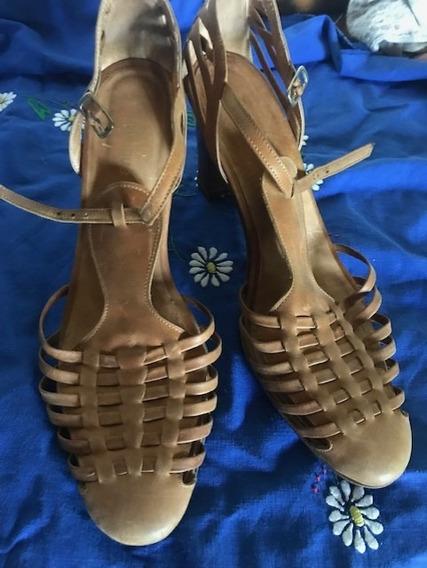Zapatos Blaqué Impecables!!talle 39 En Bolsa Original