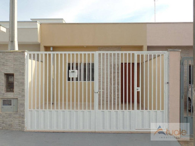 Casa Com 2 Dormitórios Para Alugar, 71 M² - Jardim Novo Cambui - Hortolândia/sp - Ca6255