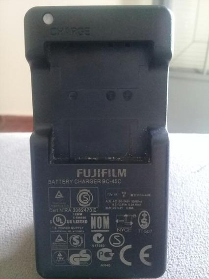 Carregador De Bateria Fujifilm Modelo Bc-45-c Bivolt