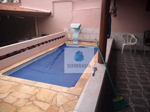 Imagem 1 de 18 de Casa Vila Pompéia - Campinas/sp - Ca1399