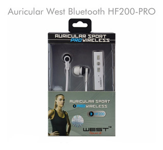 Auricular West Bluetooth Hf-200 Sport