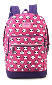 Mochila Escolar Panda Up4you