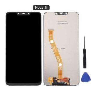 Tela Touch Display Huawei P Smart Plus 6.3 Nova 3i