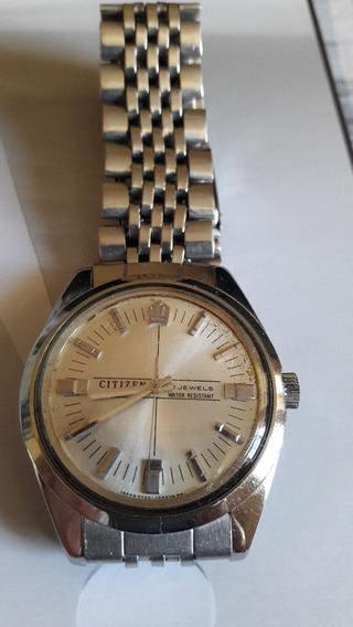 Reloj Citizen Newmaster