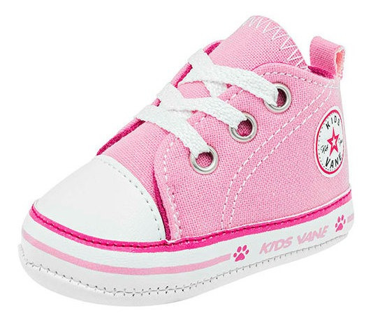 Tenis Tenis Kids Vane 1000 Niña Bebe Color Rosa Cov19