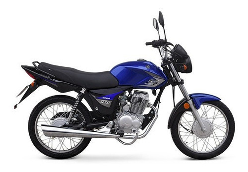 Motomel Cg S2 150 Base Motozuni Exclusivo