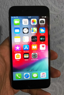 Teléfono iPhone 6 64gb Con Detalle En La Señal