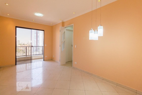 Apartamento No 10º Andar Com 2 Dormitórios E 2 Garagens - Id: 892970400 - 270400