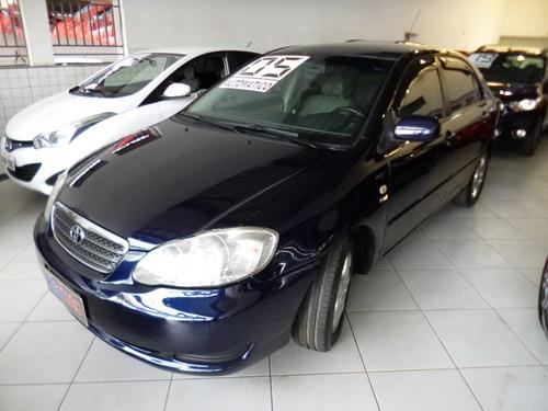 Corolla 1.8 Aut Xei 2005 Azul
