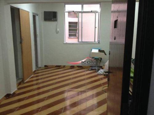 Sala À Venda, 28 M² Por R$ 110.000,00 - Centro - Rio De Janeiro/rj - Sa0058