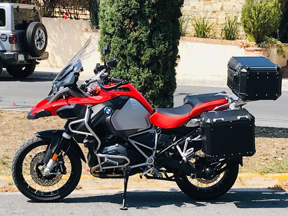 Bmw R 1200 Gs Adventure 2018 Full Equipo, Pantalla ,maletas¡