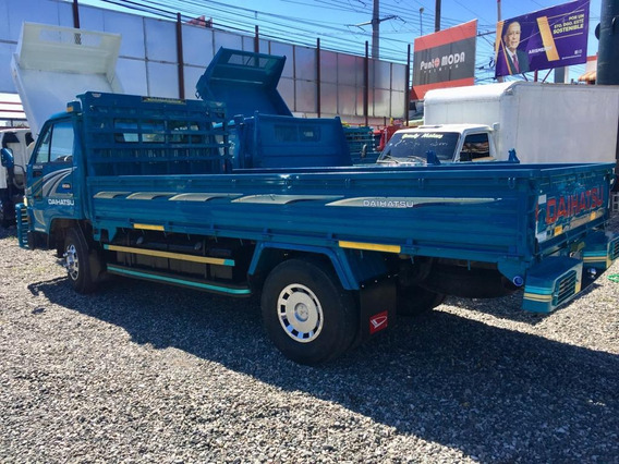 Super Camion Daihatsu Delta Cama Larga Full Doble Tanque