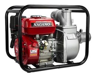 Motobomba A Gasolina 6.5 Hp 3 Pol 4 Tempos Nmbg3