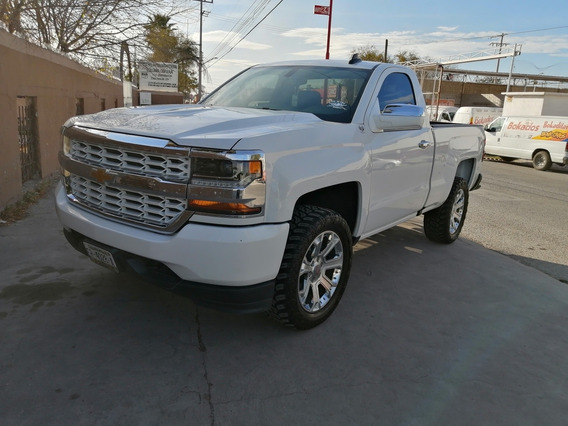 Chevrolet Chevy Pick Up Silverado
