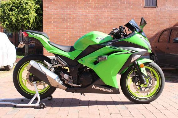 Kawasaki Ninja Ex 300 Perfecta Unica Soat Y Tecno Dic 2020
