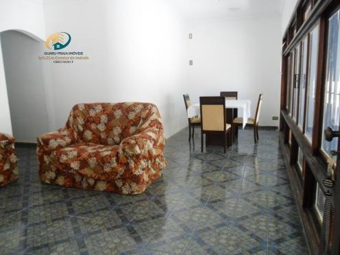 Casa A Venda No Bairro Pitangueiras Em Guarujá - Sp. - En179-1