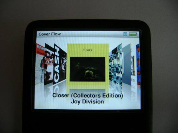 iPod Classic 60gb Preto Revisado Novo De Espessura Grossa.