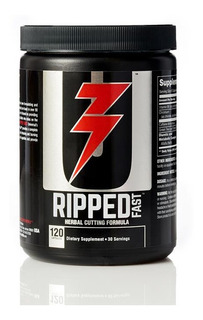 Ripped Fast 120 Capsulas - Universal Nutrition
