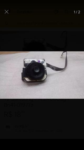 Botão Power Com Sensor Tv Samsung Pl43f4000ag