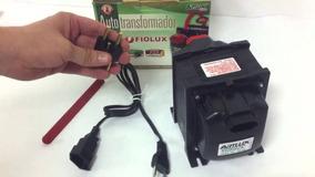 Auto Transformador 1000va Artlux Bivolt 110 E 220 Com Nf