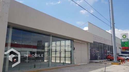 Local Comercial/bodega En Renta En Av. Sor Juana, Tlalnepantla Centro, Edo Mex.