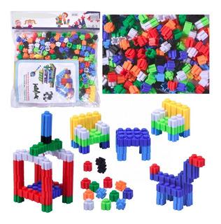 Cubi Bloquecitos Juego Didactico De Ensamble