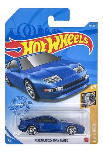 Carrinho Hot Wheel À Escolha - Edição Hw Turbo- Mattel