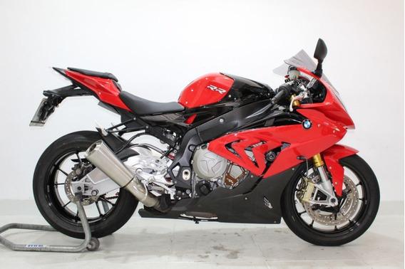Bmw S 1000 Rr 2015 Vermelha