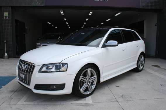 Audi S3 2011 Blindadao Nivel 3a