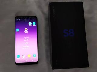 Samsung S8 Como Nuevo (350 Tr)