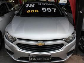Chevrolet Onix Lt 1.0 8v Manual - Sem Entrada 60x 987,00
