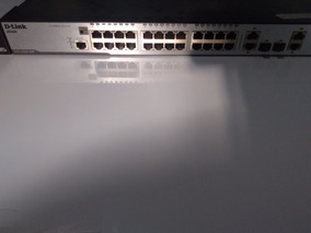 Switch Dlink Des 3200-28p