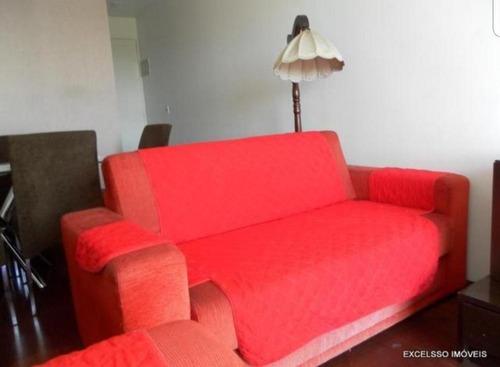 Imagem 1 de 8 de Apartamento Com 02 Dormitórios E 60 M² A Venda No Jardim Dracena, São Paulo   Sp........... - Ap26321v