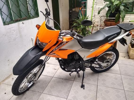 Moto Honda Nxr 150